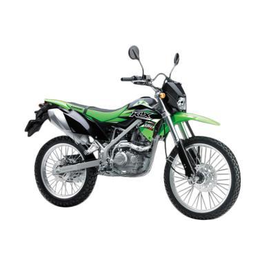 harga Kawasaki New KLX 150 BF Sepeda Motor Blibli.com