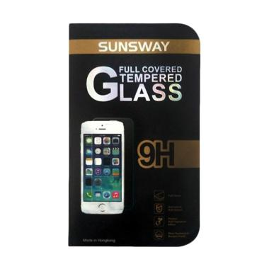 SUNSWAY Tempered Glass Screen Protector for Oppo Neo 5 [0.26 mm/ 2.5D]