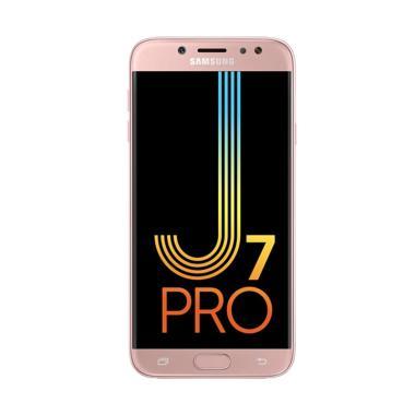 Samsung Galaxy J7 Pro - Pink Garansi Resmi
