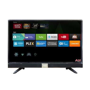 Coocaa 32S3A12G Smart TV LED - Hitam [32 Inch]