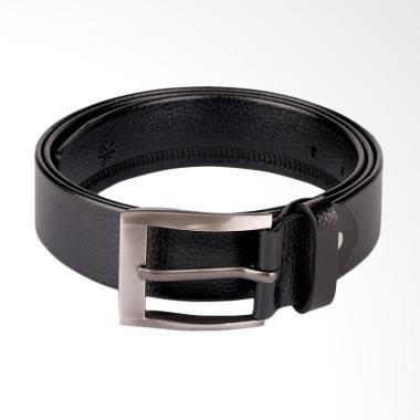 Sognoleather SJB 10 Mens Leather Belt - Hitam