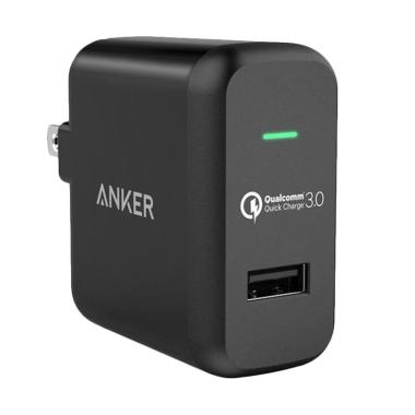 Anker 3.0 18W Quick Charge USB Wall Charger