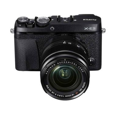 Fujifilm X-E3 Mirrorless Camera XF  ... + Battery NPW 126S- Black