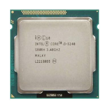 Intel Core i3 3240 Tray Processor