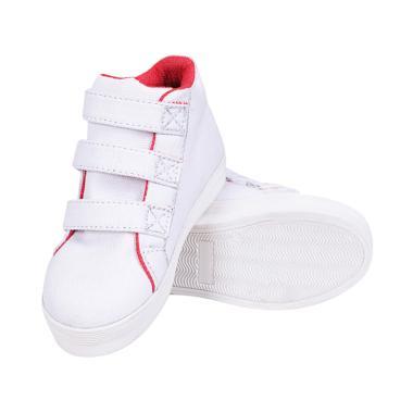 Lezer Sepatu Anak - Putih