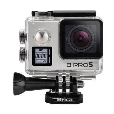Brica B-PRO 5 Alpha Edition Mark II ... th Brica Monopod - Silver
