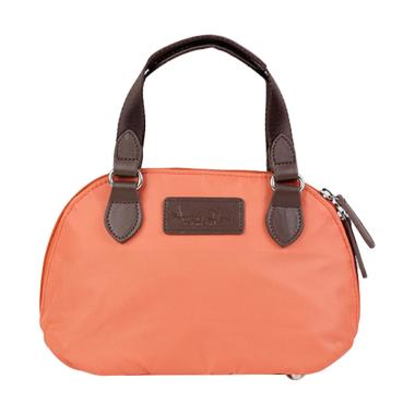 Amore Daniel Voyage - MultiLayer Traveller bag - Orange