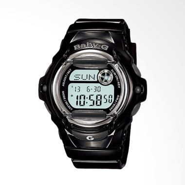 CASIO Baby-G BG-169R-1DR Jam Tangan Wanita - Black