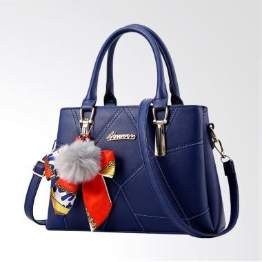 Toko49 Batam Import Fashion Tas Wanita - Biru