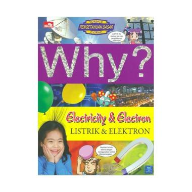Elexmedia Why Electricity & Electron by Yearimdang Buku Komik