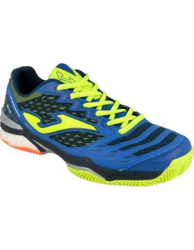 Joma T. Ace 704 Royal All Court Sepatu Tenis Pria - Blue