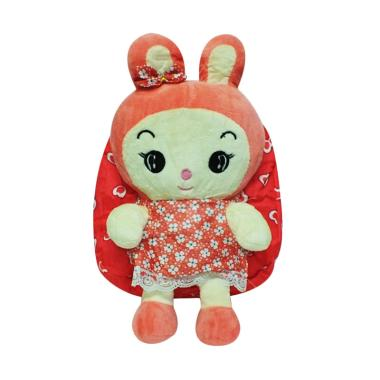 Shine Accessories TB0358 Piho Melody Dress Flower Tas Ransel Boneka