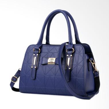 Channel Tas Batam Women Hand Bags - Biru