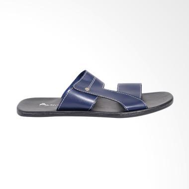 Dr.Kevin PU Leather Sandals Men - Blue 97187