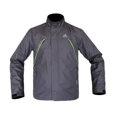 Respiro Air Intake R1 Jaket Motor - Charcoal Green