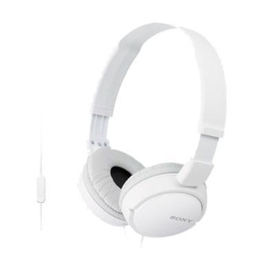 Sony ZX110AP Headphone - Putih