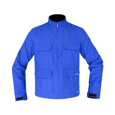 Respiro Cargo R1 Jaket Motor - Blue