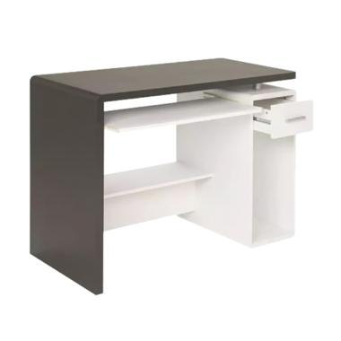 Ivaro 1050 Queen CDM Desk Meja Komputer (Knock Down)