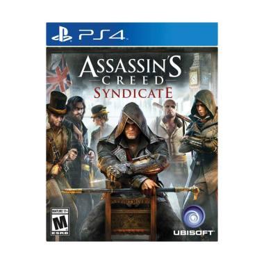 harga Playstation 4 Assassins Creed Syndicate DVD Game Reg All Blibli.com