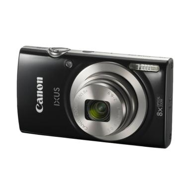 Canon Ixus185 Kamera Pocket - Black