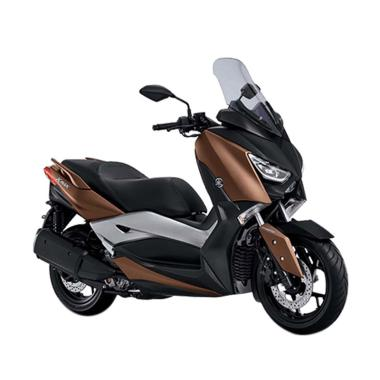 Indent - Yamaha XMAX 250 ABS Sepeda Motor - Ultimate Bronze