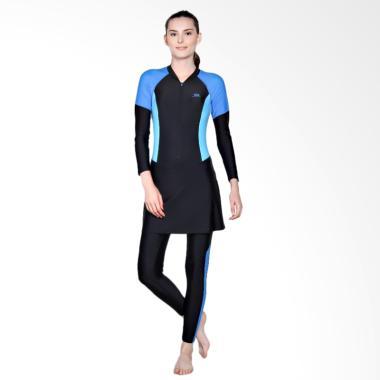 OPELON Baju Renang Wanita - Hitam [09.7004.000.16.KB]