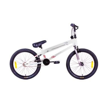 United Jumper Park Sepeda BMX - White [20 Inch]