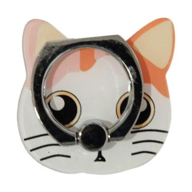 VR Holder Ring Stand Hp 3D Karakter Kucing Sad Cat