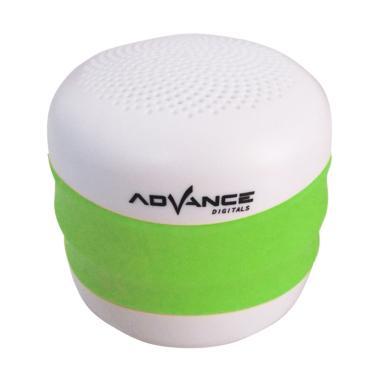 Advance ES-030J NEW Model Bluetooth with FM Speaker Portable - Hijau