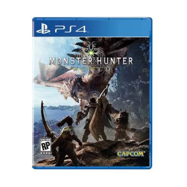SONY Playstation 4 Monster Hunter World (Reg 3) DVD Games