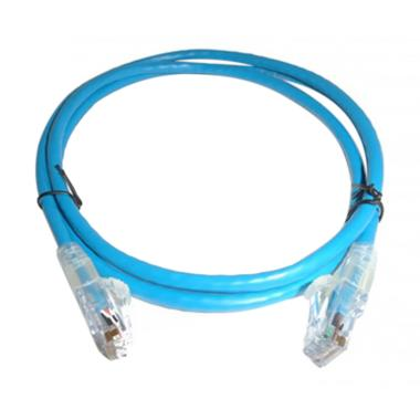 AMP Category 6 UTP Patch Cord Transparent Boots LSZH [2 Meter]