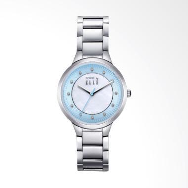 Spirit by Elle ES21001B01X Bracelet Watch Jam Tangan Wanita - Silver