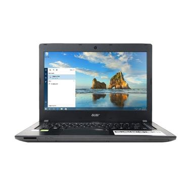 Acer E5-475G Notebook - Grey [Core  ... GT 940 2GB/ WIN 10] RESMI