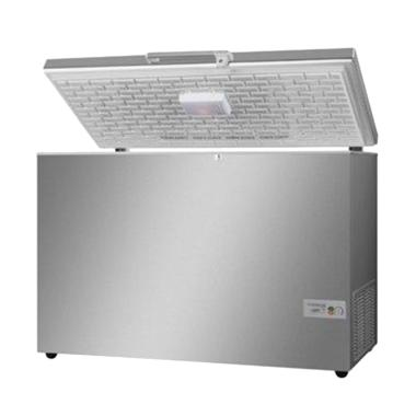 Midea HS-546 CK Chest Freezer - White [450 Liter]