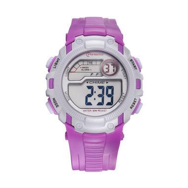 MINGRUI WT0183P Fashion Waterproof  ... n Anak Perempuan - Purple