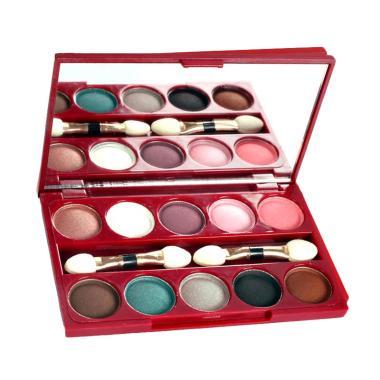 Fanbo Rich Colour Eyeshadow - Pesona Kupu