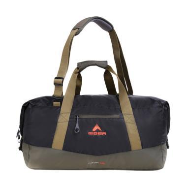 Eiger L Fardel Duffle Bag - Black [65 L]