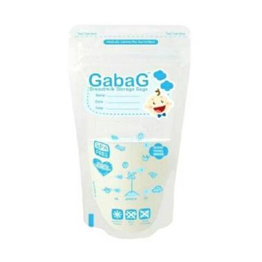 Gabag Breastmilk Storage Bag - Blue [100 mL]