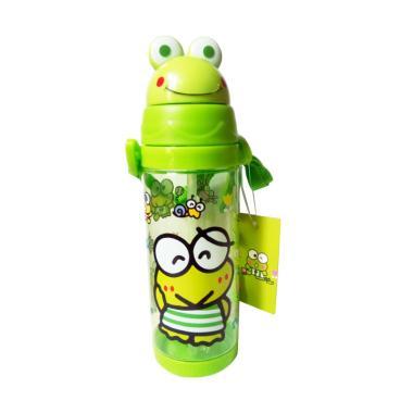 Kobucca Shop Kepala Karakter Keropi Botol Minum - Green