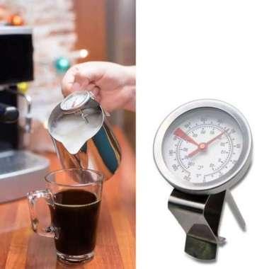 harga Termometer Kopi Susu Air Masak Stainless Stell Food Thermometer - Hitam 100 % ORIGINAL Multicolor Blibli.com