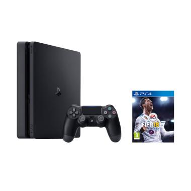 SONY PS4 Slim 500GB Playstation 4 Slim 500GB + FIFA 18