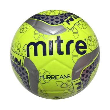 Mitre Hurricane Bola Futsal - Neon Green