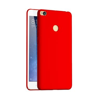 Weika Baby Skin Ultra Thin Hardcase Casing for Xiaomi Max 2 - Red