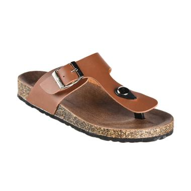 Bata Child Firke Sandal Anak Laki-laki - Brown