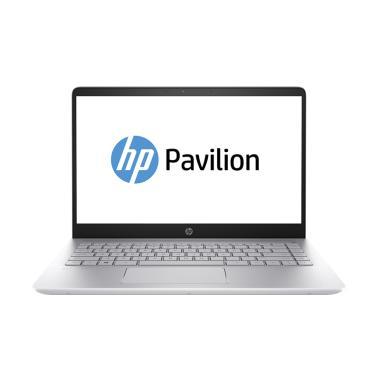 HP Pavilion 14-BF004TX Notebook - Grey