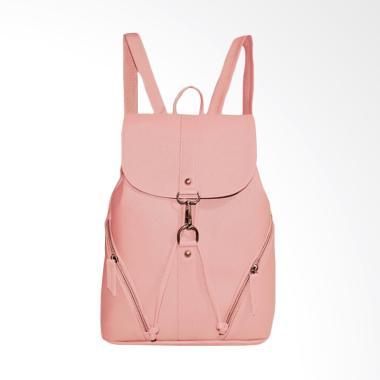 NYS 006 Tas Ransel Wanita - Pink