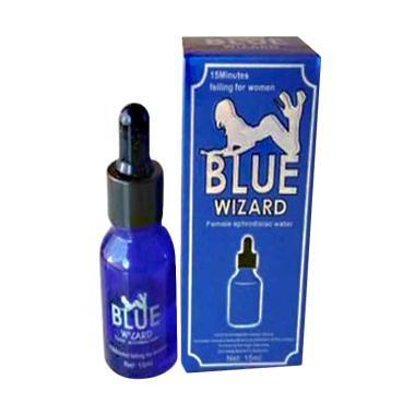 obat perangsang wanita blue wizard terbaru harga promo blibli com