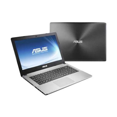 Asus X441UA-WX330T Notebook - Black [i3/7100u/4gb/win10]