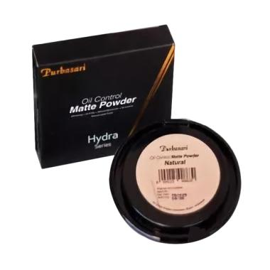 Purbasari Oil Control Matte Powder - 01 Natural [12 gr]