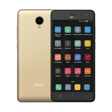 Haier G7 Smartphone - King Gold [16 GB/1 GB]